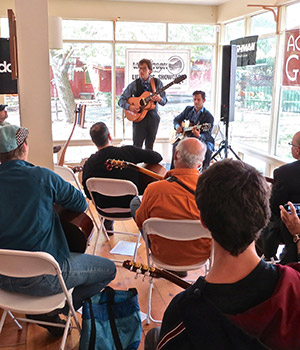 Educational Guitar Clinics and Workshops